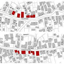 ALK (Vorlage LV-BW und LAD) / Fassadenabwicklung in 71384 Weinstadt-Strümpfelbach