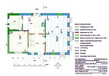 Bauphasenplan, Erdgeschoss (Säubert, Bernd F, 2007) / Wohnhaus in 75015 Bretten-Bauerbach