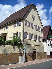 Ansicht von Südost (Säubert, Bernd F, 2007) / Wohnhaus in 75015 Bretten-Bauerbach