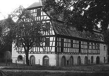 Ehem. Buhl'sche Mühle, Ansicht von Nordosten, Urheber: Regierungspräsidium Karlsruhe, RPK, Ref. 26 / Ehem. Buhl'sche Mühle in 76275 Ettlingen