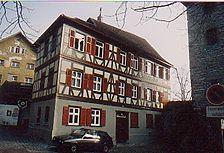 Außenansicht des Gebäudes / Ehemaliges Haalamt, Salinenarchiv in 74523 Schwäbisch Hall