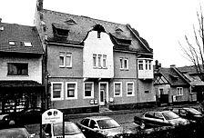Ehem. Gasthaus Zum Riesen, Südansicht,  Urheber: Säubert, Bernd F. (Architekturbüro Bernd F. Säubert) / Ehem. Gasthaus Zum Riesen in 76669 Bad Schönborn-Mingolsheim, Bad Mingolsheim