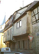 Gasthaus Krone, Ansicht von Nordwesten, Urheber: Konieczny (Planungsinstitut für ländliche Siedlung ) / Gasthaus Krone  in 75056 Sulzfeld