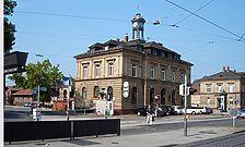 Ansicht von Nordost, 2006 / Schlacht- und Viehhof in 76137 Karlsruhe, Oststadt