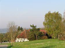 von Nordosten, Aufnahme 2009 / Zechenwihler Hotzenhaus in 79730 Murg– Niederhof