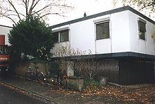 HOESCH-Bungalow Typ 109 K,  Urheber: INWO-Bau-GmbH / HOESCH-Bungalow Typ 109 K in 69120 Heidelberg-Neuenheim
