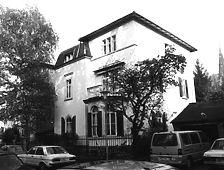 Villa Götte, Ansicht von Südwesten, Urheber: Regierungspräsidium Karlsruhe, RPK, Ref. 26 / Villa Götte  in 69120 Heidelberg-Neuenheim