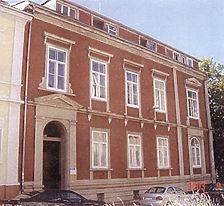 ehem. Wohnhaus, Arztpraxen, Ansicht von Südosten, Urheber: Barthel, Wolfgang (Freier Architekt)  / ehem. Wohnhaus in 69115 Heidelberg-Weststadt