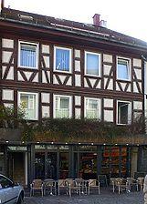 Schwatzbühlgasse 3 - Dreikönig Apotheke / Wohn- und Geschäftshaus in 74523 Schwäbisch Hall