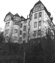 Wohnhaus, Ansicht von Südwesten, Urheber: Regierungspräsidium Karlsruhe, RPK, Ref. 26 / Wohnhaus in 69117 Heidelberg-Altstadt