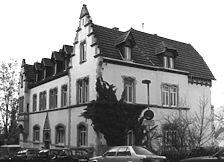 Wohnhaus, Ansicht von Südosten,  Urheber: Regierungspräsidium Karlsruhe, RPK, Ref. 26  / Wohnhaus in 69117 Heidelberg-Altstadt