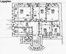 Mönchhof, Wohnhaus, Grundriss EG Urheber: Schröder, H.J. (Freier Architekt) / Mönchhof in 69120 Heidelberg-Neuenheim