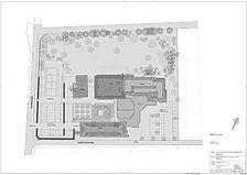 Lageplan (sporer-plus Architekten), ganz unten das ehemalige CVJM-Heim / Ehemaliges CVJM-Heim, Waldhotel Degerloch in 70597 Stuttgart-Degerloch