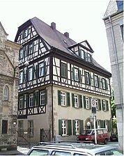 Marchtaler Hof, Ansicht NNW Quelle: http://www.reutlingen.de/ceasy/modules/cms/main.php5?cPageId=1616 / Marchtaler Hof, Klosterhof Marchtal in 72764 Reutlingen