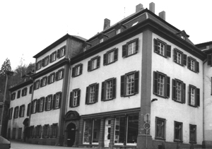 Ehem Breitwieser Haus Wohn Und Geschäftshaus Objektansicht