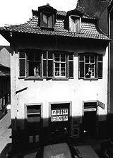 Wohn- und Geschäftshaus  Urheber: Regierungspräsidium Karlsruhe, RPK, Ref. 26 / Wohn- und Geschäftshaus  in 69117 Heidelberg-Altstadt