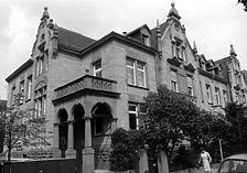 Badische Bezirksbauinspektion Quelle: Regierungspräsidium Karlsruhe, RPK, Ref. 26 / Badische Bezirksbauinspektion in 69115 Heidelberg-Weststadt