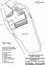 Bauernhaus der ehem. Talmühle, Lageplan, Urheber: Reimers, Holger & Scheer, Christine / Bauernhaus der ehem. Talmühle in 69493 Großsachsen