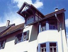 Ansicht der Straßenseite  / Wohnhaus in 78628 Rottweil, Altstadt