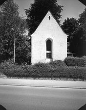 Lorettokapelle - Ansicht von Westen / Lorettokapelle in 79418 Schliengen (Fotoarchiv Freiburg, Landesamt für Denkmalpflege)