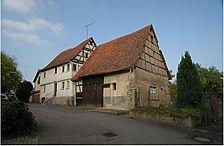 Ansicht von Südosten / Rappengasse (strebewerk, 2009) / Haus Rappengasse 6 in 74078 Heilbronn, Biberach