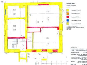 ehem synagoge objektansicht datenbank bauforschung restaurierung. Black Bedroom Furniture Sets. Home Design Ideas
