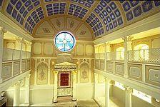 Innenaufnahme / Ehemalige Synagoge in 79295 Sulzburg, Laufen (Gemeinde Sulzburg)