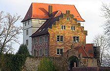 Obrigheim, Schloss Neuburg, Ansicht NW Quelle: www.schloss-neuburg.eu / Schloss Neuburg in 74847 Obrigheim