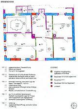 Wohnhaus, Bauphasenplan, Grundriss EG Quelle: Crowell, Barbara und Robert (Diplomingenieure Freie Architekten) / Wohnhaus in 68723 Schwetzingen