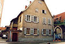 Wohnhaus, Ansicht von Nordosten Quelle: Crowell, Barbara und Robert (Diplomingenieure Freie Architekten) / Wohnhaus in 68723 Schwetzingen