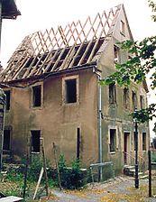 Wohnhaus, ehem. Schulhaus, Ansicht von NO Quelle: Reck, Hans-Hermann / Wohnhaus, ehem. Schulhaus in 74889 Sinsheim-Hilsbach