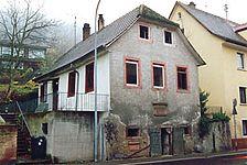 Wohnhaus, Ansicht von NO Quelle: Hans-Hermann Reck / Wohnhaus in  6946 Weinheim
