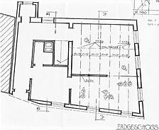 Wohnhaus, Grundriss, EG Quelle: Hans-Hermann Reck (Büro für Bauhistorische Gutachten) / Wohnhaus in 69469 Weinheim