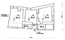 Ehem. Gerberhaus, Grundriss EG Quelle: Helmut Medelsky (Architekt) / ehem. Gerberhaus in 69469 Weinheim