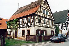 Wohnhaus, Ansicht von Südosten Quelle: Barbara und Robert Crowell (Diplomingenieure Freie Architekten) / Wohnhaus in 74939 Zuzenhausen