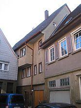 Ansicht NW (2008) / Wohngebäude in 74613 Öhringen, kein Eintrag