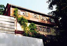 Wohnhaus, ehem. Erholungsheim, Ansicht von Westen,  Urheber: Eissele & Geibel (ArchitektenCooperative) / Wohnhaus, ehem. Erholungsheim in 75378 Bad Liebenzell