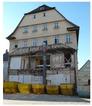 Ansicht der Ostfassade zu Beginn der Arbeiten (12/2010) / Altes Bezirksrathaus, Rathaus in 70372 Stuttgart, Bad Cannstatt (01.12.2010 - strebewerk)