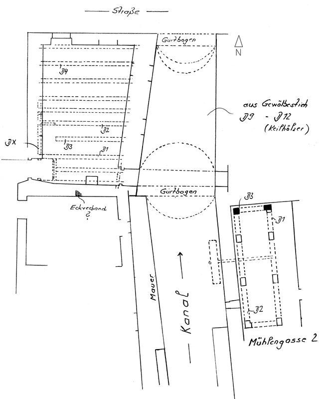 hotel gasthof kreuz post objektansicht datenbank bauforschung restaurierung. Black Bedroom Furniture Sets. Home Design Ideas