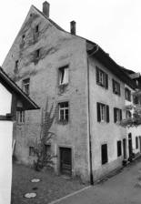 Ansicht von Nordost / Wohnhaus, Jägergasse 6 in 79219 Staufen, Staufen im Breisgau (Stadtarchiv Staufen )