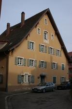 Straßenfassade / ehem. Spital in 79219 Staufen, Staufen im Breisgau (25.01.2009 - Lohrum)