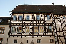 Schloss, Alter Bau, Donzdorf in 73072 Donzdorf (19.11.2009)