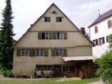 Südansicht. / Ehemalige Badselde in 89198 Westerstetten (25.10.2007)