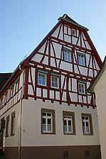 Wohnhaus, Frohndbrunnengasse 9 in 74821 Mosbach (20.09.2010)