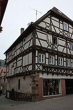 Wohnhaus, Hauptstrasse 61 in 74821 Mosbach (13.09.2010)