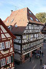 Wohnhaus, Hauptstrasse 61 in 74821 Mosbach (20.09.2010)