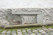 Wohnhaus, Heisensteingasse 11 in 74821 Mosbach (09.11.2010)