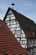 Wohnhaus, Hospitalstrasse 4 in 74821 Mosbach (13.09.2010)