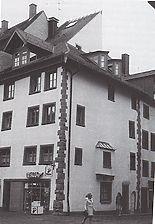 Wohnhaus, Rietstraße 11 in 78050 Villingen (25.01.2011)