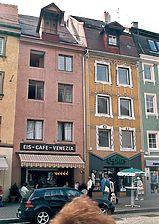 Straßenseitige Ansicht / Wohnhaus, Niedere Straße 6 in 78050 Villingen (01.05.2001 - Lohrum)
